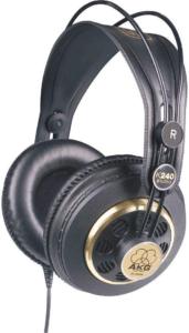 AKG K240STUDIO Professional Studio - best mixing headphones under 100 1