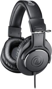 Audio-Technica ATH-M20x Professional Studio Monitor Headphones 1