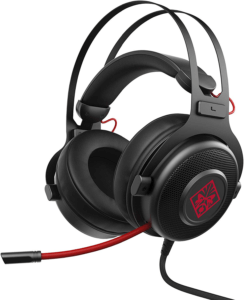 HP 1KF76AA#ABL OMEN by Wired Gaming Headset 1
