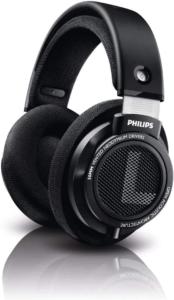 Philips SHP9500 HiFi Precision Headphones - good studio headphones under 100 1
