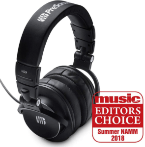 Presonus HD9 Professional Monitoring Headphones 1