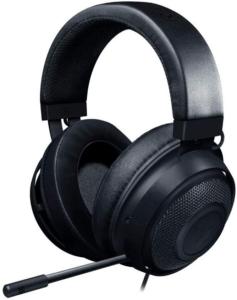 Razer Kraken Gaming Headset 1- open back headphones with mic
