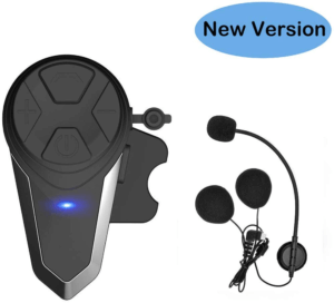 Thokwok Motorcycle Bluetooth Headset - wireless ski helmet headphones 1