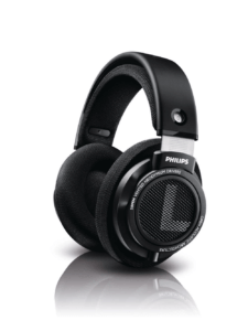 Philips SHP9500 HiFi Precision Stereo sturdiest headphones