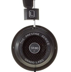 GRADO SR80e Prestige Series Wired Stereo Headphones
