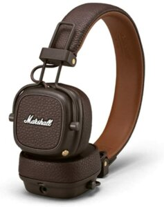 4 Marshall Major III Bluetooth Wireless On-Ear Headphone