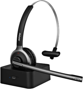 Mpow M5 Pro Bluetooth Headset - truck driver headphones